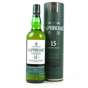 Laphroaig 15 Year Old 200th Anniversary Limited Edition