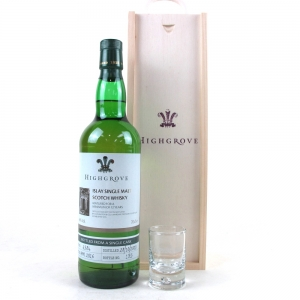 Laphroaig 2003 Highgrove Single Cask #6384 / Includes Glass