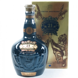 Chivas Regal 21 Year Old Royal Salute Front