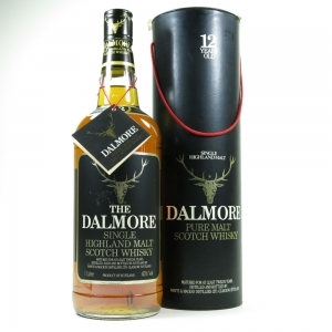 Dalmore 12 Year Old 1 Litre 1980s