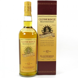 Glenmorangie Millennium Limited Edition 12 Year Old