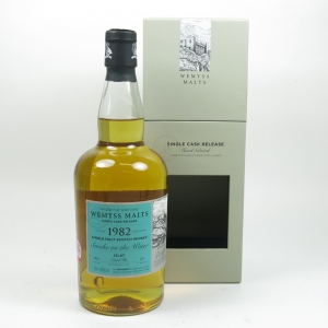 Caol Ila 1982 Wemyss 32 Year Old