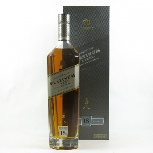 Johnnie Walker Platinum Label 18 Year Old