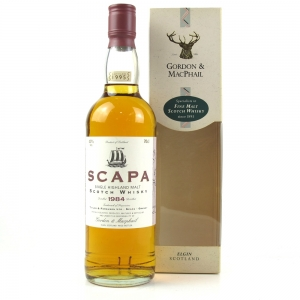 Scapa 1984 Gordon and MacPhail