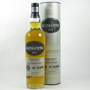 Glengoyne 10 Year Old Glennmont Exclusive Front