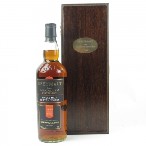 Macallan 1950 Speymalt Gordon and MacPhail