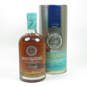 Bruichladdich 20 Year Old 3rd Edition