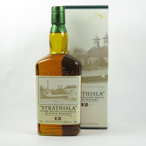 Strathisla 12 Year Old Front