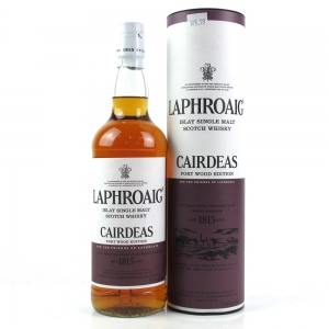 Laphroaig Cairdeas Port Wood Feis Ile 2013 75cl / US Import