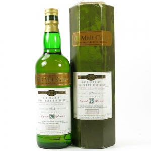 St Magdalene / Linlithgow 1974 Old Malt Cask 26 Year Old
