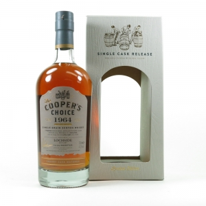 Lochside 1964 Cooper's Choice 48 Year Old Single Grain