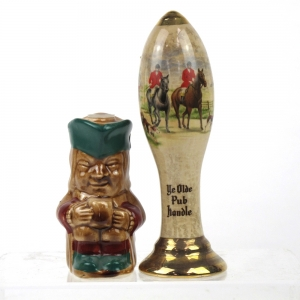 Mead Miniature Decanters 2 x 5cl