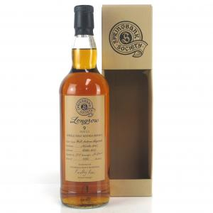 Longrow 2007 Springbank Society 9 Year Old / Fresh Sauternes Hogsheads​