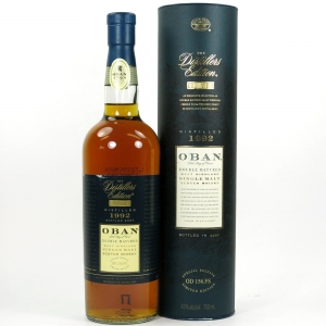 Oban 1992 Distiller's Edition / US Import 75cl