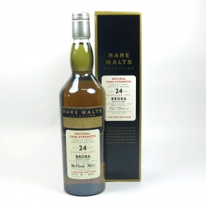 Brora 1977 Rare Malt 24 Year Old Front