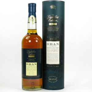 Oban 1993 Distiller's Edition