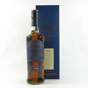 Bowmore 1988 Port Cask 21 Year Old front