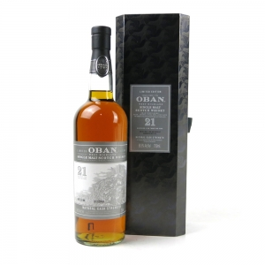 Oban 21 Year Old South American Import 75cl