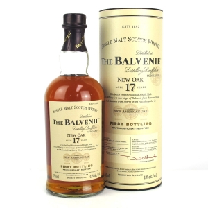 Balvenie 17 Year Old New Oak 75cl / US Import
