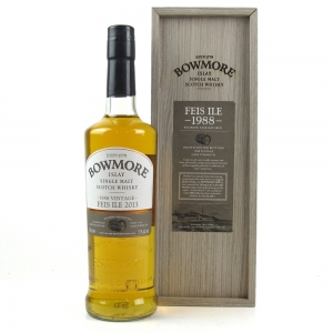 Bowmore 1988 24 Year Old Feis Ile 2013