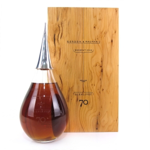 Glenlivet 1940 Gordon and MacPhail 70 Year Old / Generations 2nd Edition
