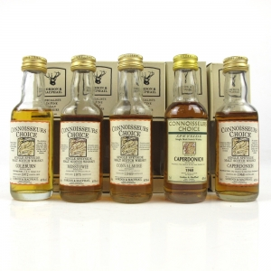 Closed Speyside Miniature Selection 5 x 5cl