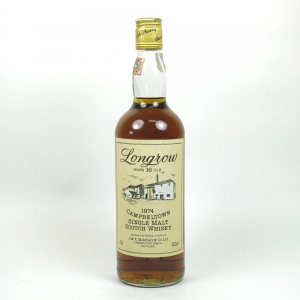 Longrow 1974 16 Year Old / Sherry Cask Front