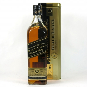 Johnnie Walker Black Label 12 Year Old front