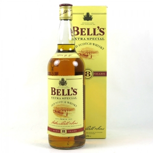 Bells 8 Year Old 1 Litre front