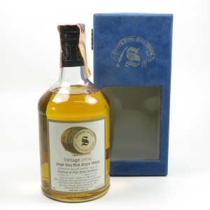 Port Ellen 1976 Signatory Vintage 22 Year Old