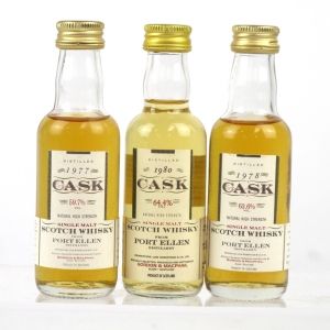 Port Ellen Miniature Selection 3 x 5cl