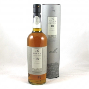 Oban 18 Year Old 75cl (US Import) Front