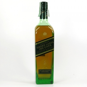 Johnnie Walker Green Label 180 Cask / Without Box