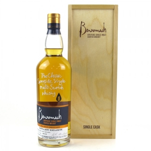 Benromach 2003 Distillery Exclusive Single Cask Batch #01