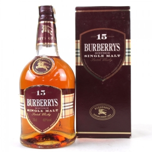 Burberry's 15 Year Old Speyside Single Malt