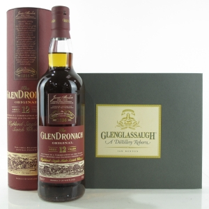 Glendronach 12 Year Old / with 'Glenglassaugh: A Distillery Reborn' Book