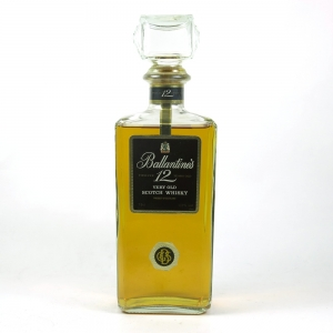 Ballantine's Very Old 12 Year Old Front