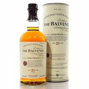 Balvenie 21 Year Old Port Wood 2014