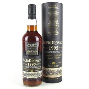 Glendronach 1995 18 Year Old Cask Strength