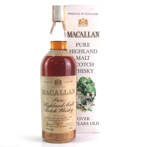Macallan 1955 Campbell, Hope and King