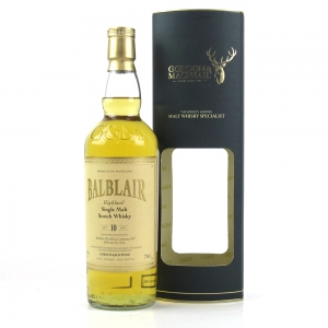 Balblair 10 Year Old Gordon and MacPhail