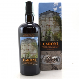 Caroni 1996 Single Cask 20 Year Old Rum / Stefano Cremaschi