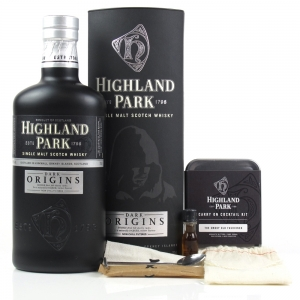Highland Park Dark Origins / Includes Cocktail Kit