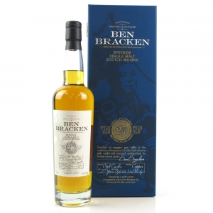 Ben Bracken 27 Year Old Speyside Single Malt