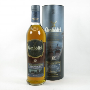 Glenfiddich 15 Year Old Distillery Edition front