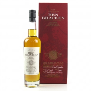 Ben Bracken 28 Year Old Speyside Single Malt
