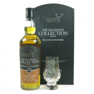 Highland Park 1973 Gordon and Macphail 36 Year Old Front