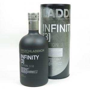 Bruichladdich Infinity 3rd Edition Front