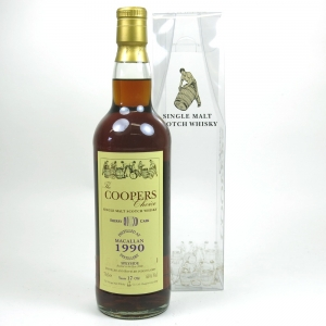 Macallan 1990 Coopers Choice 17 Year Old Front