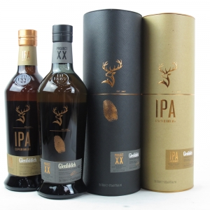 Glenfiddich Experimental Series #1 IPA and Glenfiddich Experimental Series #2 Project XX 2 x 70cl